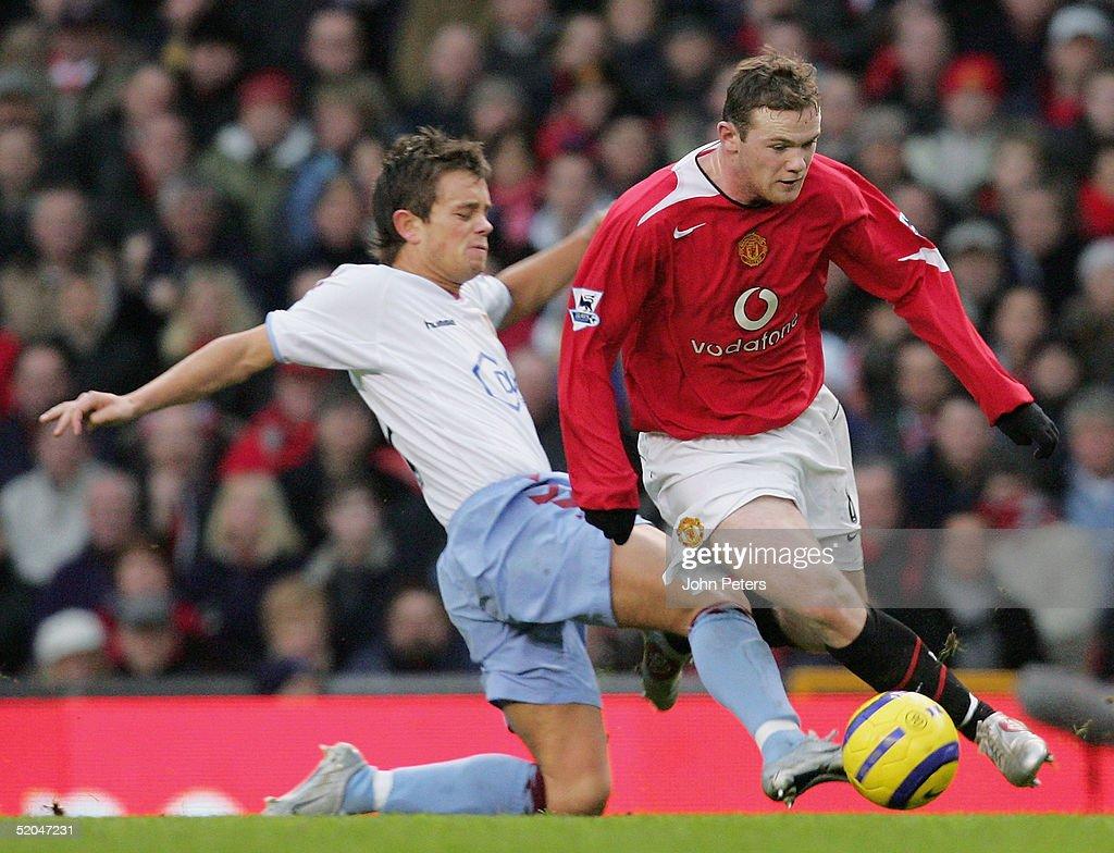 Manchester United v Aston Villa : News Photo