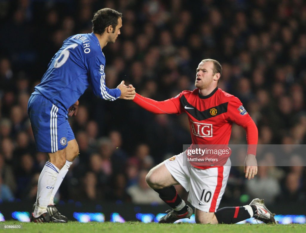 Chelsea v Manchester United : News Photo