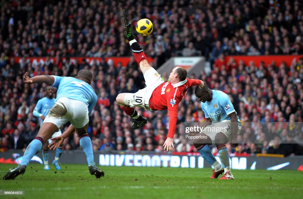 Manchester United v Manchester City - Barclays Premier League : News Photo