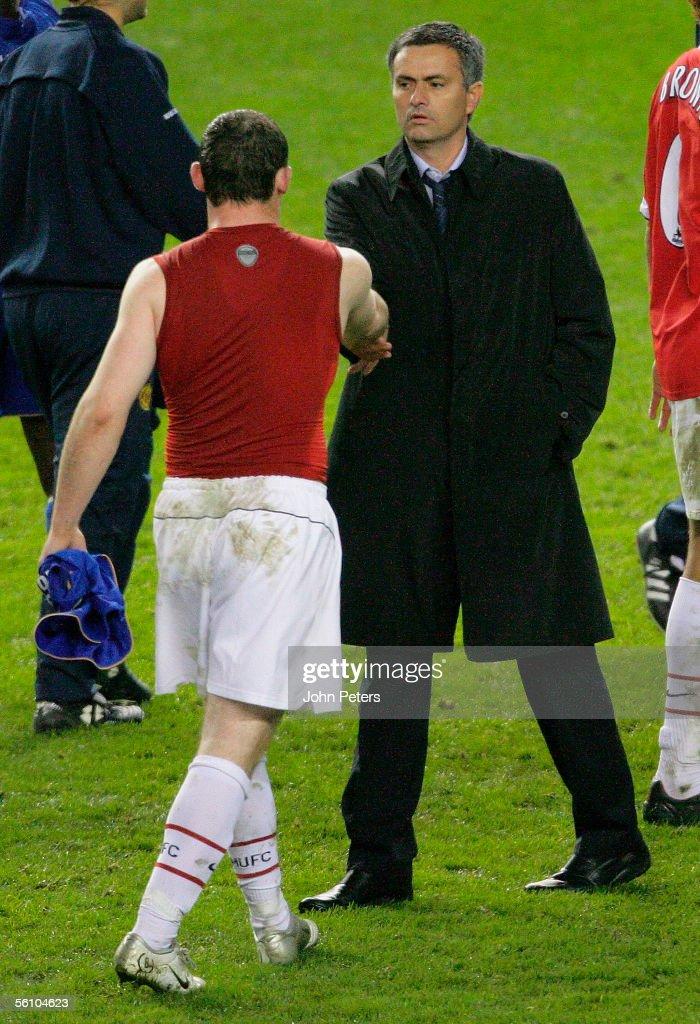 Manchester United v Chelsea : News Photo