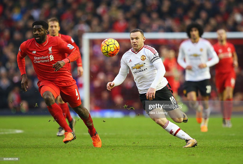 Liverpool v Manchester United - Premier League