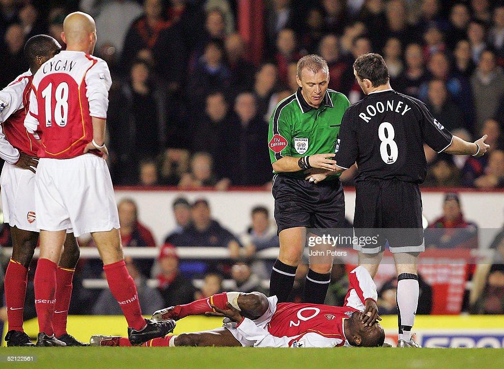 Arsenal v Manchester United : ニュース写真