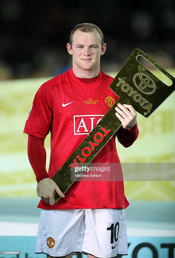 Soccer - FIFA Club World Cup 2008 - Final - Liga da Quinto vs. Manchester United : Fotografía de noticias