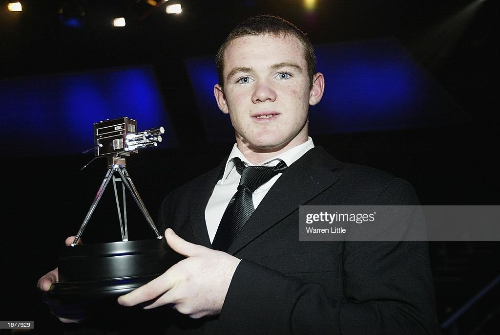 Wayne Rooney : News Photo