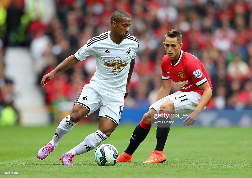 Manchester United v Swansea City - Premier League : ニュース写真