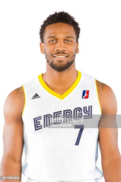 Wayne Selden of the Iowa Energy poses for a head shot during NBA DLeague Media Day on November 3 2016 at Wells Fargo Arena in Des Moines Iowa NOTE TO...