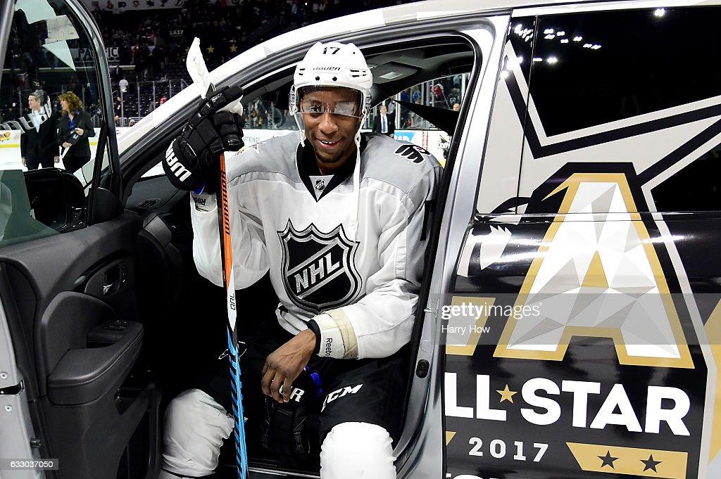 2017 Honda NHL All-Star Tournament Final - Pacific vs. Metropolitan : ニュース写真