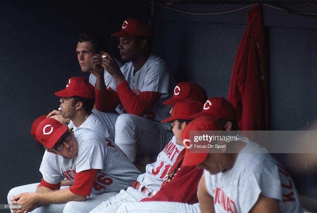 Reds v Orioles : News Photo