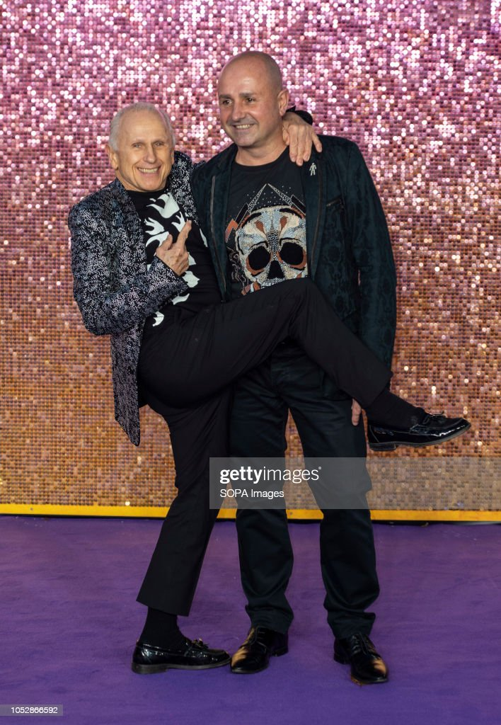 Wayne Sleep and Jose Bergera attends the World Premiere of '... : News Photo