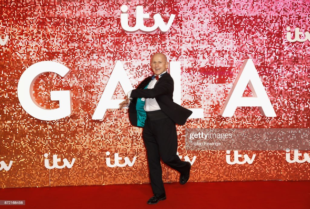 ITV Gala - Red Carpet Arrivals : News Photo