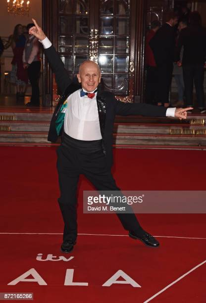 Wayne Sleep attends the ITV Gala held at the London Palladium on November 9 2017 in London England