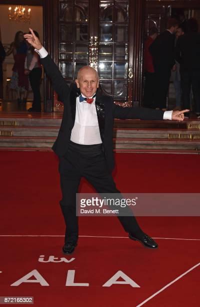 Wayne Sleep attends the ITV Gala held at the London Palladium on November 9 2017 in London England