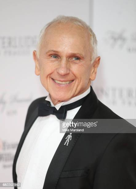 Wayne Sleep attends the World Premiere of Interlude In Prague at Odeon Leicester Square on May 11 2017 in London England