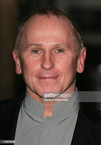 Wayne Sleep during Angela Rippon Hosts British Red Cross Fundraising – Arrivals at Intercontinental Hotel in London Great Britain