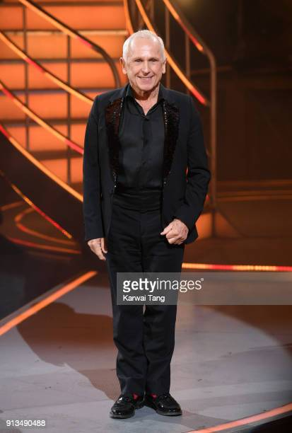 Wayne Sleep is evicted during the 2018 Celebrity Big Brother Final at Elstree Studios on February 2 2018 in Borehamwood England