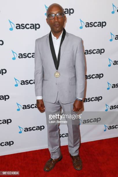 D'wayne Wiggins attends the 2018 ASCAP Rhythm Soul Music Awards at the Beverly Wilshire Four Seasons Hotel on June 21 2018 in Beverly Hills California