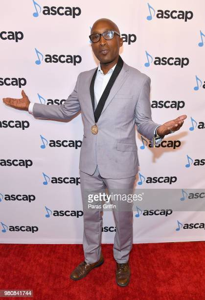 D'wayne Wiggins attends the 31st Annual ASCAP Rhythm Soul Music Awards at the Beverly Wilshire Four Seasons Hotel on June 21 2018 in Beverly Hills...
