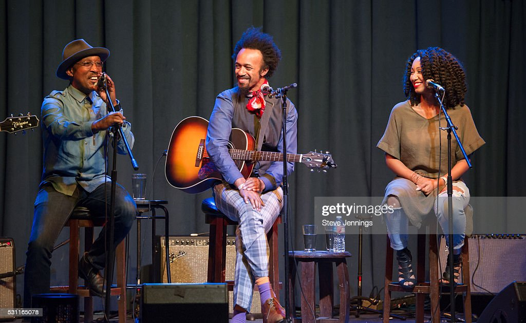 D'Wayne Wiggins, Fantastic Negrito and GRAMMY Amplifier winner Kirby Maurier perform at the GRAMMY Pro Songwriters Summit at The Uptown on May 12, 2016 in Oakland, California.