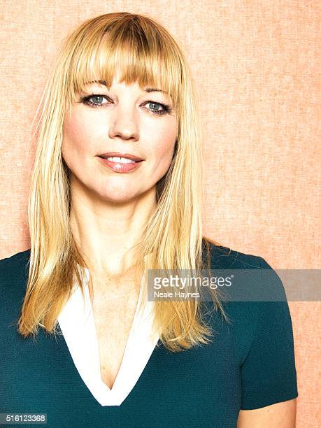WBroadcaster and tv presenter Sarah Cox is photographed for The Times on January 15 2016 in London England