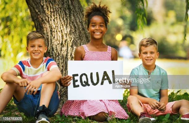 we are all equal. - civil rights stock pictures, royalty-free photos & images