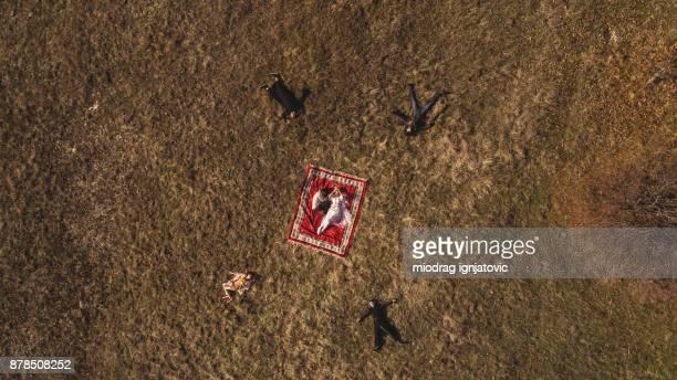 we are not alone - angel of death imagens e fotografias de stock