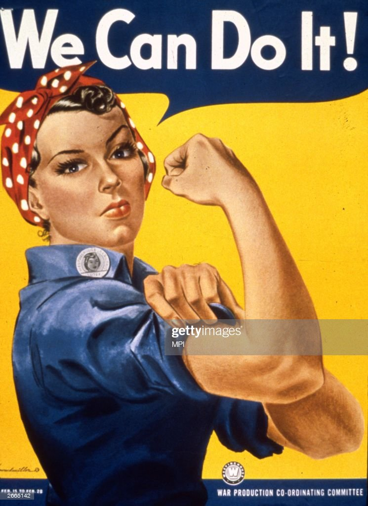 RIP The Real Rosie The Riveter