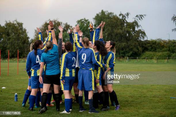 we can do this! - football team stock pictures, royalty-free photos & images
