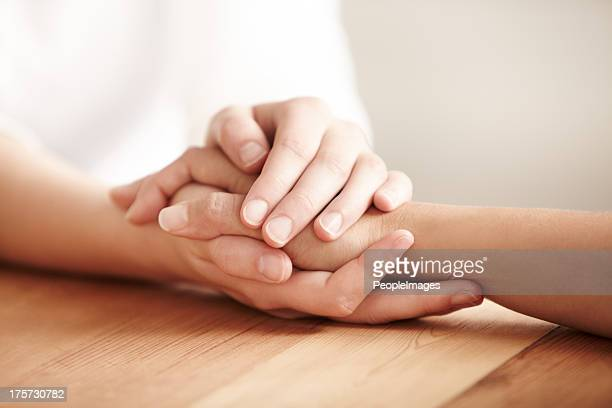 we can get through this together - praying hands stock pictures, royalty-free photos & images