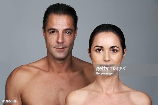 we care about our bodies - male female nude stock pictures, royalty-free photos & images