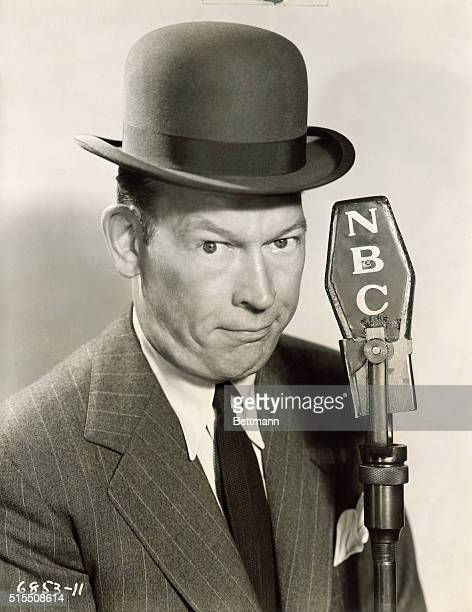 We don't like to mention any names or get personal or anything butWell anyway the man under the hat will be back on the air on Wednesday November 17...