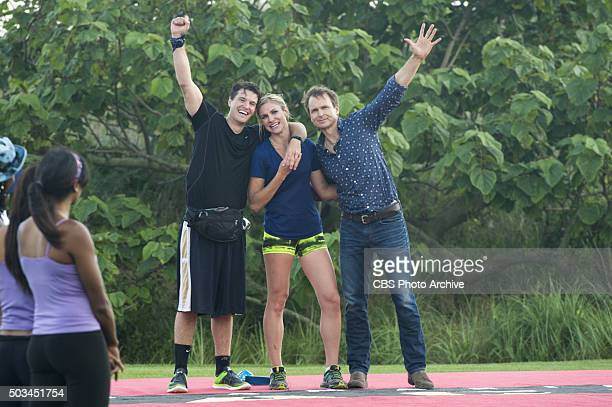 'We Got A Chance Baby'After 5 continents 10 countries and over 34000 miles Joey and Kelsey are crowned the winners of THE AMAZING RACE and awarded...