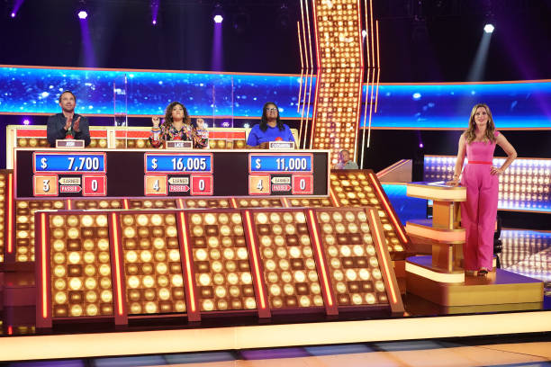 """CA: ABC's """"Press Your Luck"""" - 2021"""