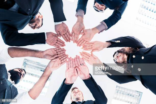 We have joined hands to unite and be successful