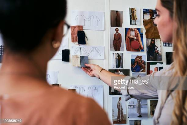 we have to come up with a whole new collection - fashion stock pictures, royalty-free photos & images
