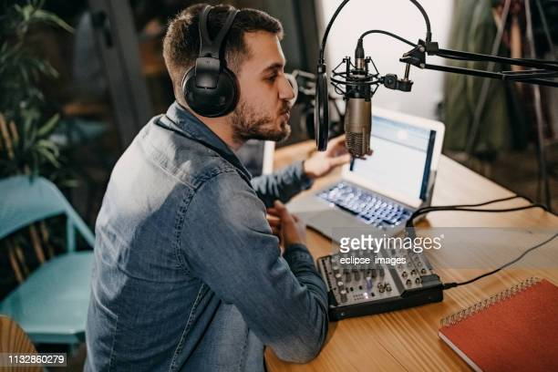 we have to satisfy the audition - radio broadcasting stock pictures, royalty-free photos & images