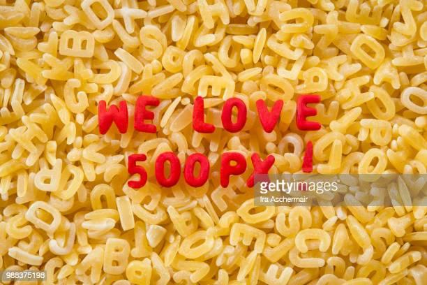 We Love 500px!