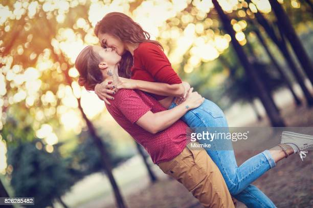 we love each other - women in transparent clothing stock photos and pictures