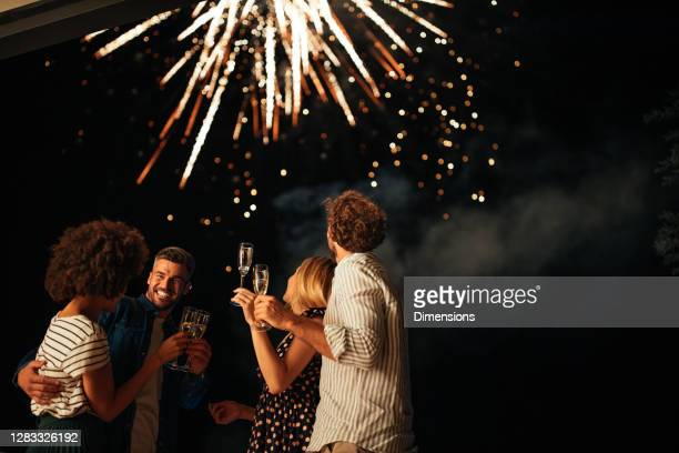 we love sparklers! - new year stock pictures, royalty-free photos & images