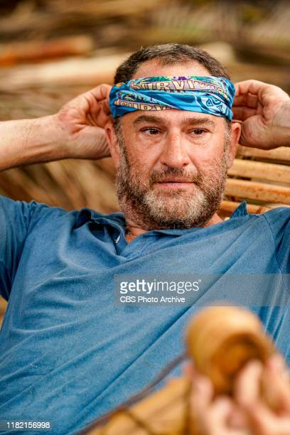 We Made It to the Merge Dan Spilo on the Eighth and Ninth episodes of SURVIVOR Island of Idols airing Wednesday Nov 13 on the CBS Television Network