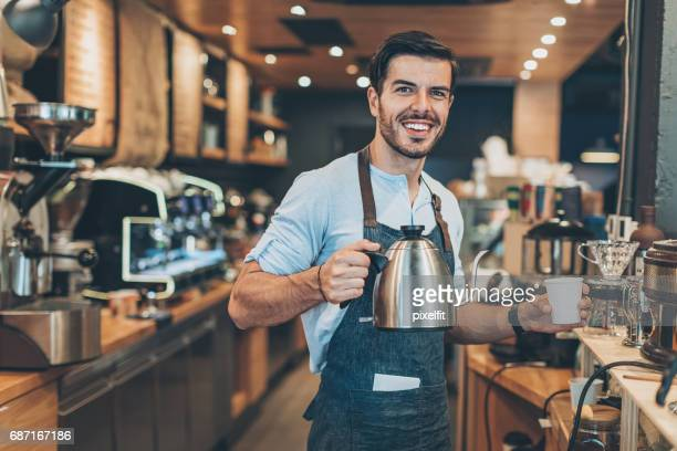 We make the best coffee