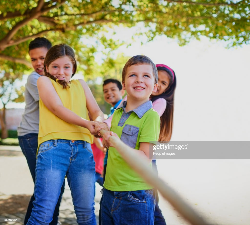 We May Be Small But We Are Strong Stock Photo - Getty Images