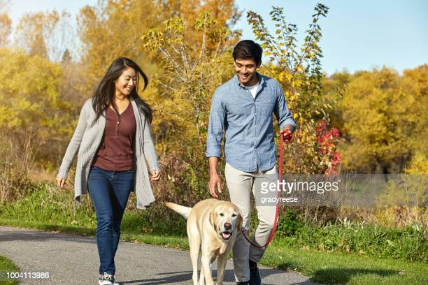 We never skip a walk