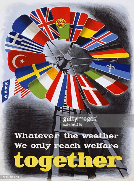 We Only Reach Welfare Together Poster