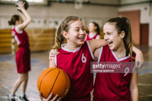 we should find the way to celebrate this win - basketball sport stock pictures, royalty-free photos & images