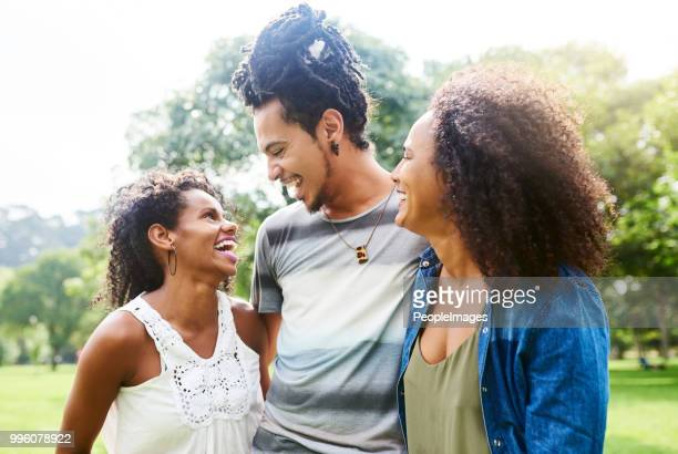 we stick together like glue - polyamory stock photos and pictures