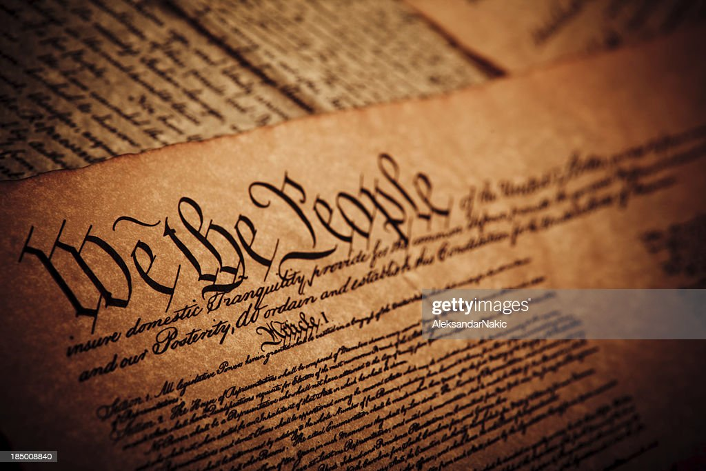 We the People : Stock Photo