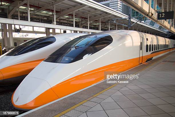 CONTENT] We visited our customer in Kaohsiung I used it from Taipei to the last station Zouying It's very similar to Shinkansen in Japan