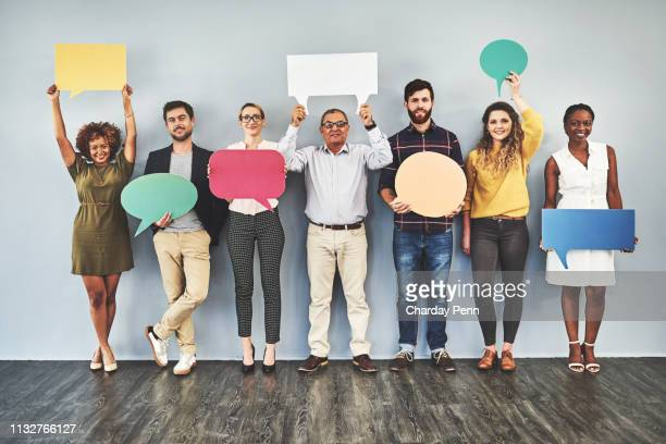 we want you to know what's on our mind - speech bubble stock pictures, royalty-free photos & images