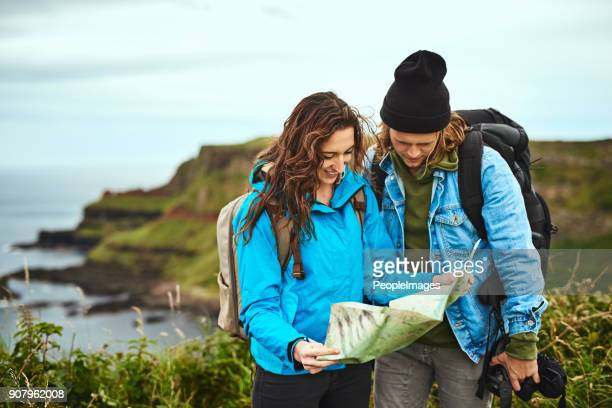 we will find our way together - ireland stock pictures, royalty-free photos & images