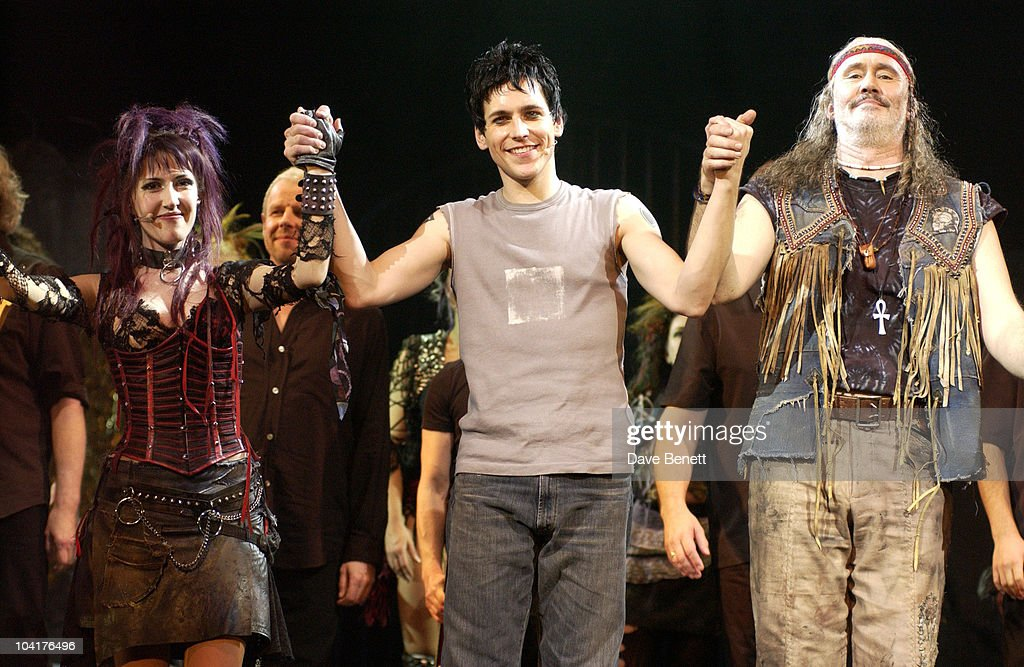 'We Will Rock You' 1st Night : News Photo